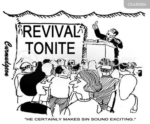 bible basher cartoon