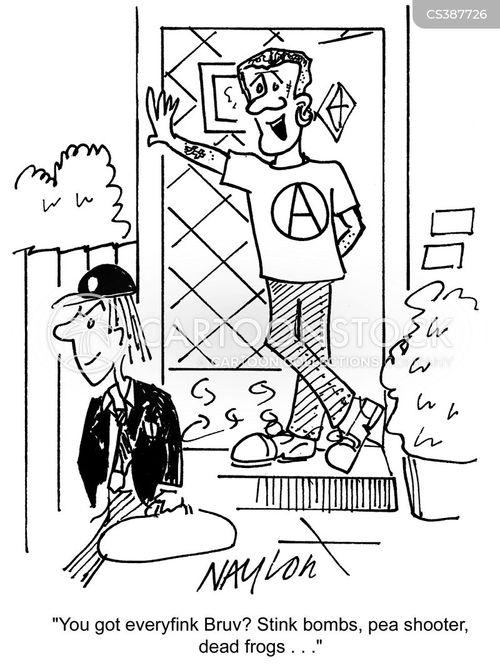 naughty student cartoon