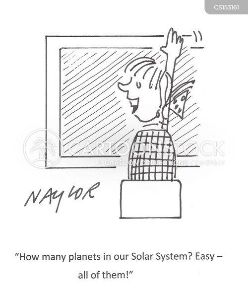 physics lesson cartoon