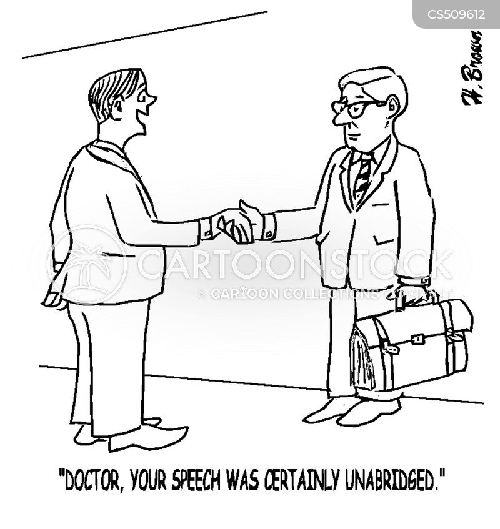 wordy cartoon