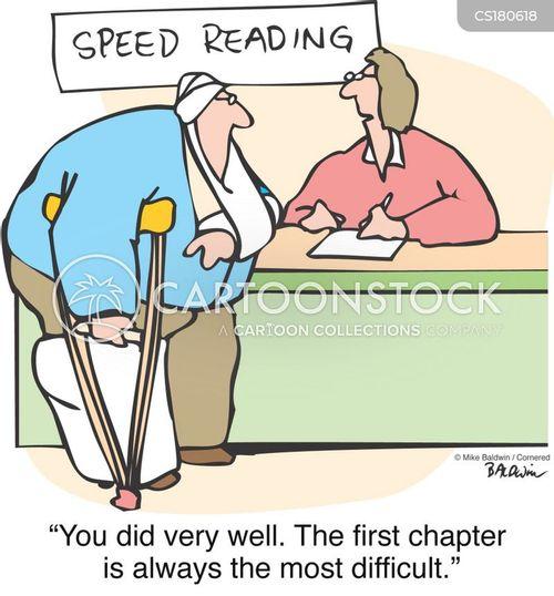 continuing education cartoon