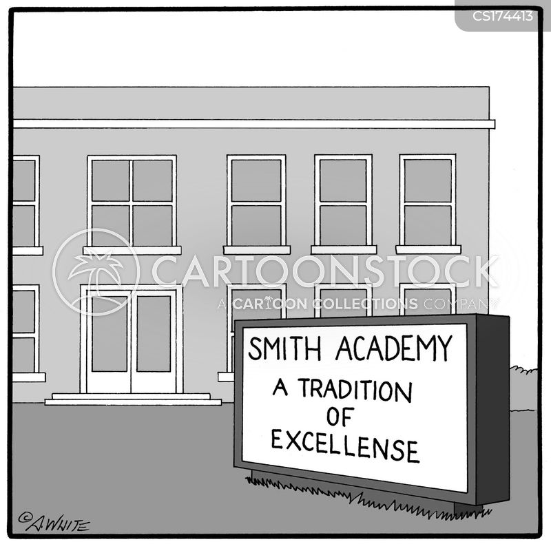 excellence cartoon