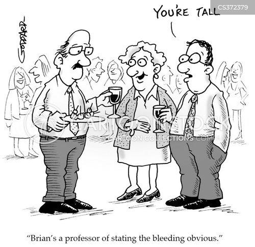 tallness cartoon