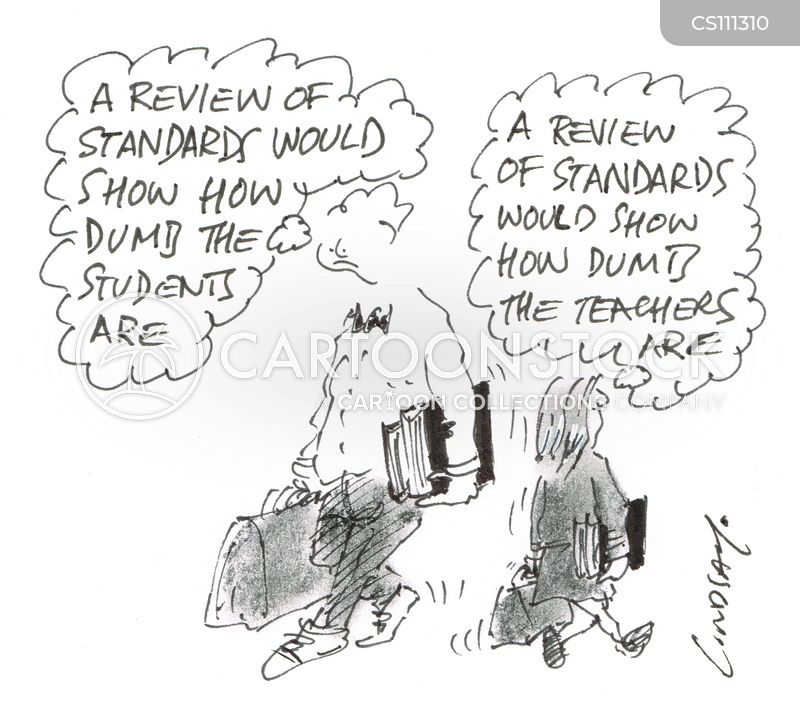 teaching profession cartoon