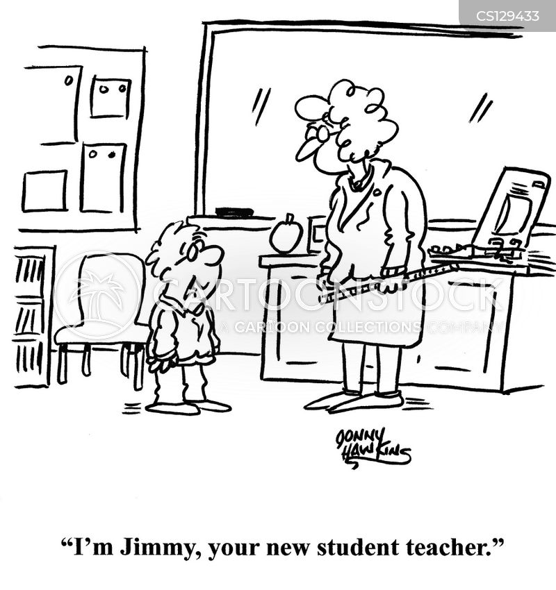 teaching assistant cartoons and comics funny pictures from