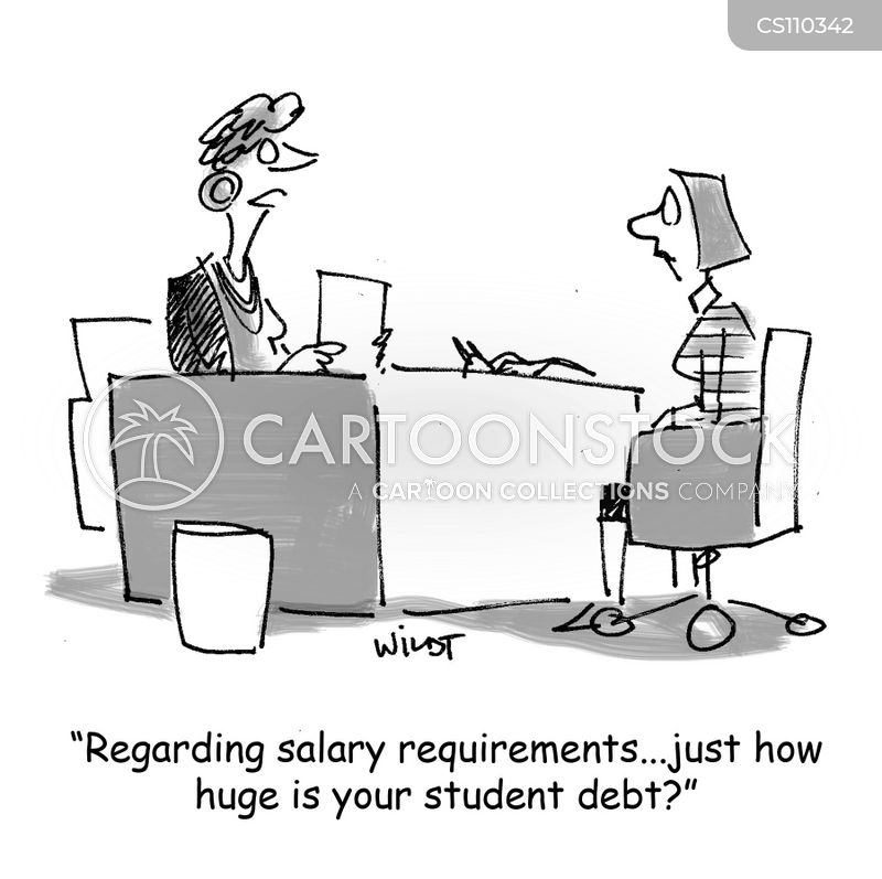 salary requirement