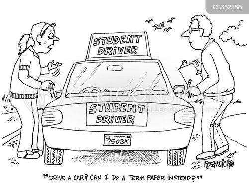 practicals cartoon