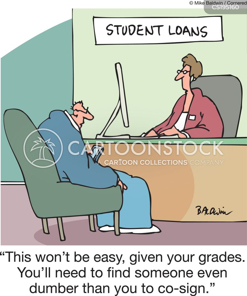 post secondary education cartoon