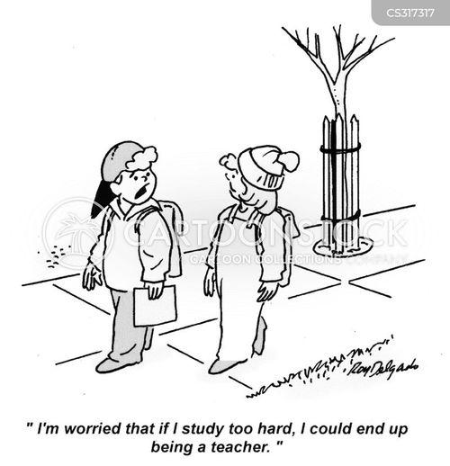 victim of success cartoon