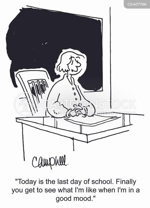 Last Day Cartoon 6 of 12