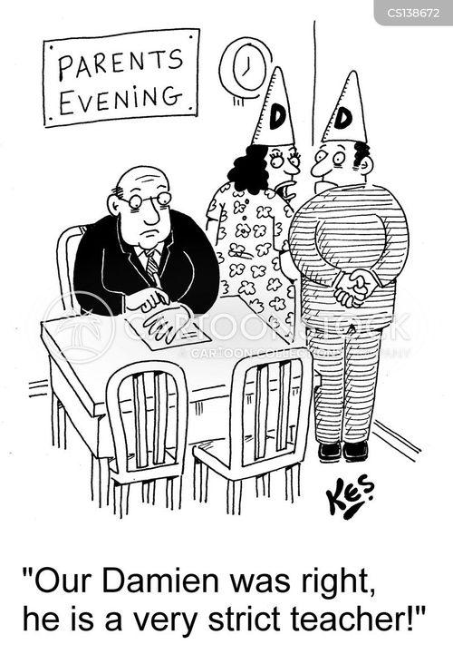 bad ehaviour cartoon