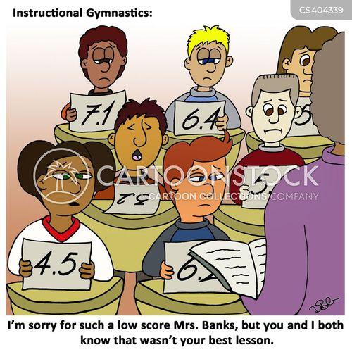 performance appraisals cartoon
