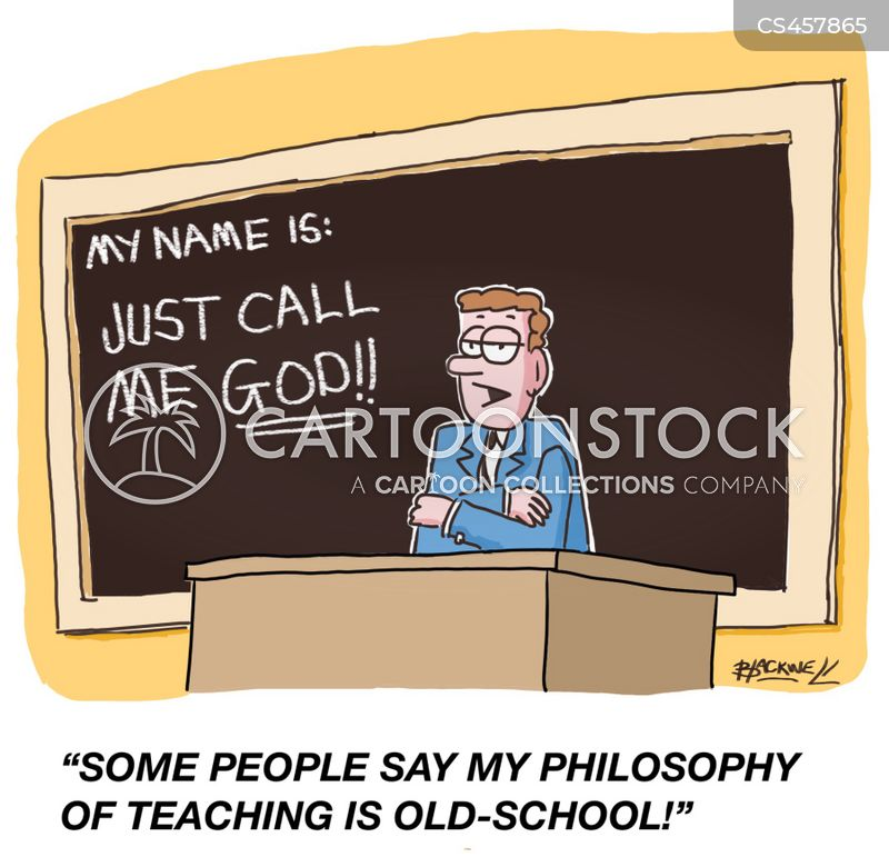 Teaching Philosophy Cartoons and Comics - funny pictures