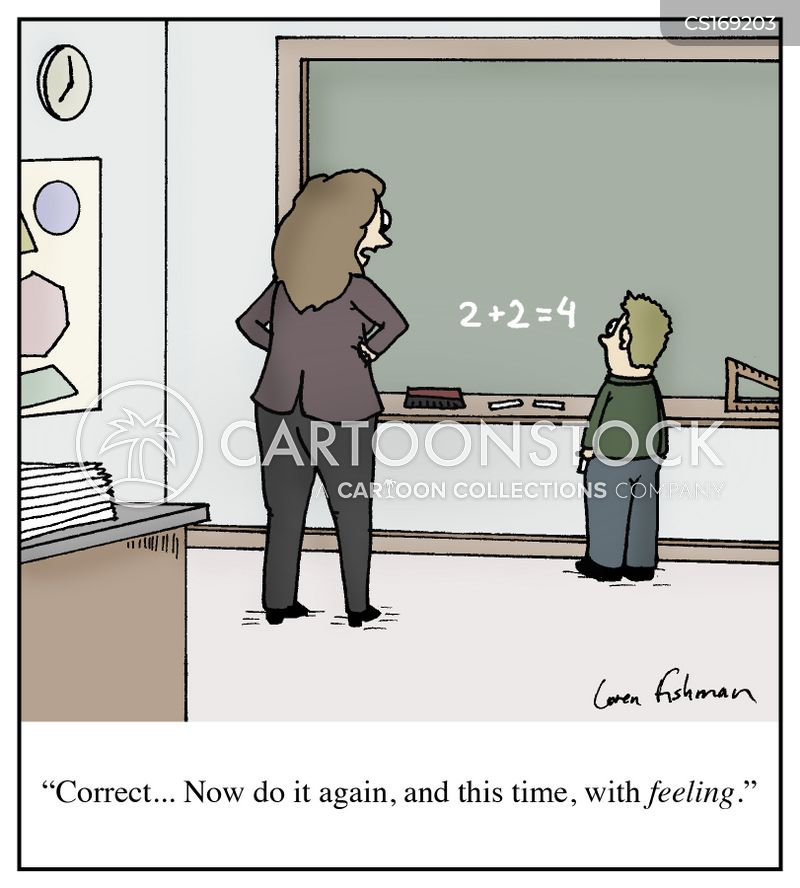 tutor cartoon