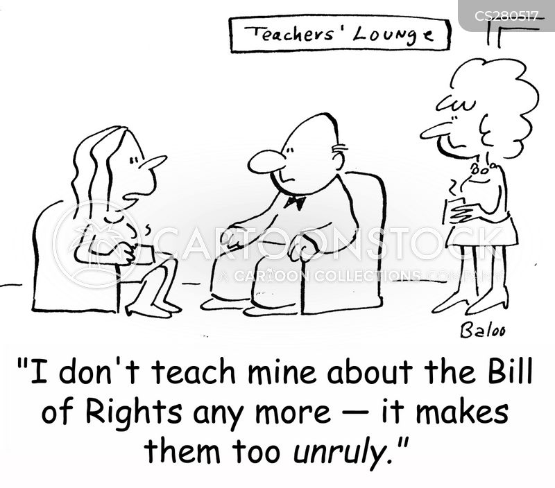 unruly cartoon