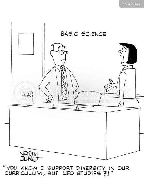 curriculums cartoon