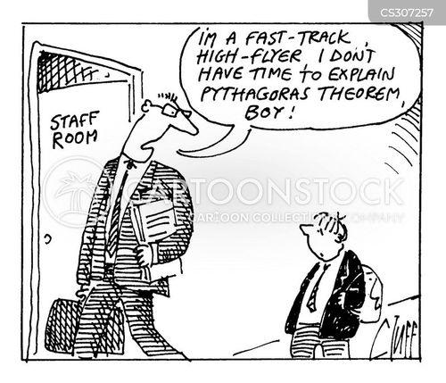 teacher shortage cartoon