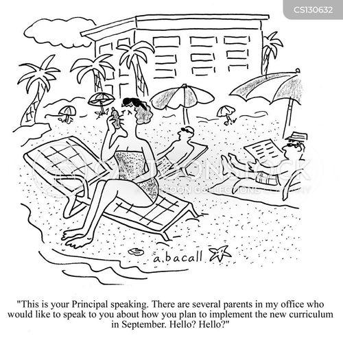 curriculum cartoon