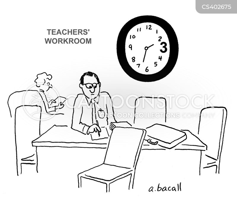 workroom cartoon