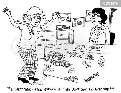 aptitude cartoon