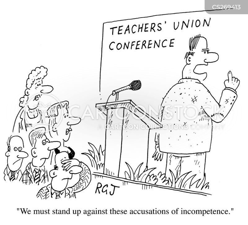 teaching methods cartoon