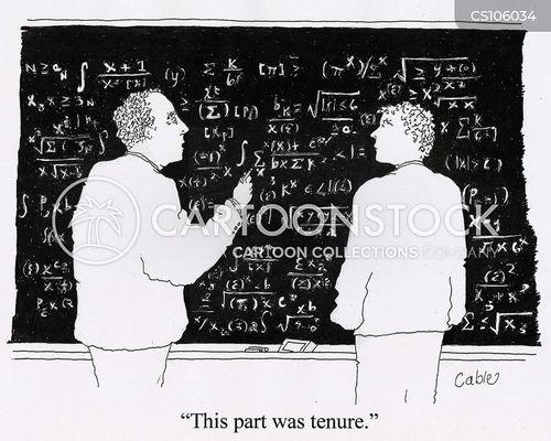 academe cartoon