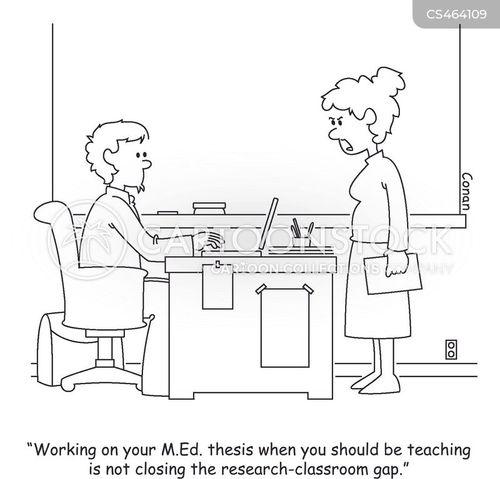 masters degrees cartoon