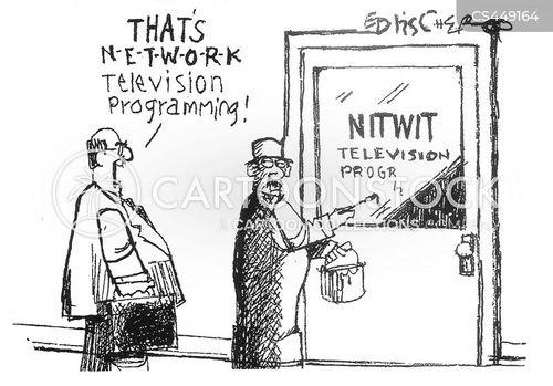 prestige television cartoon