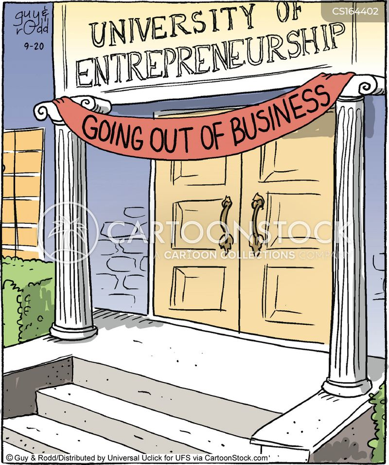 entrepreneurial cartoon