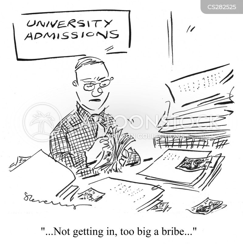 College Applications Cartoons And Comics  Funny Pictures From