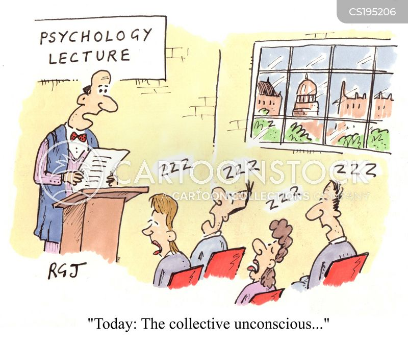 unconsciousness cartoon