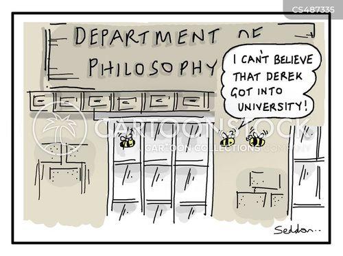 undergrads cartoon