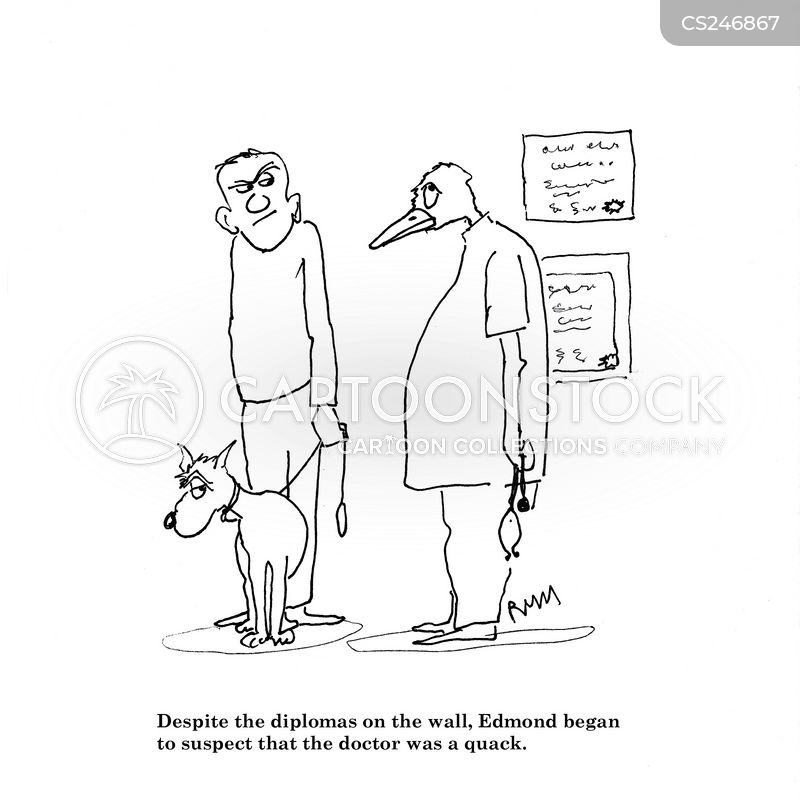 vet school cartoon