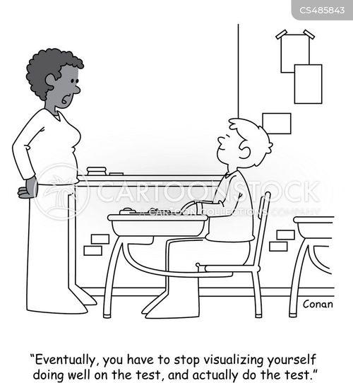 visualization cartoon