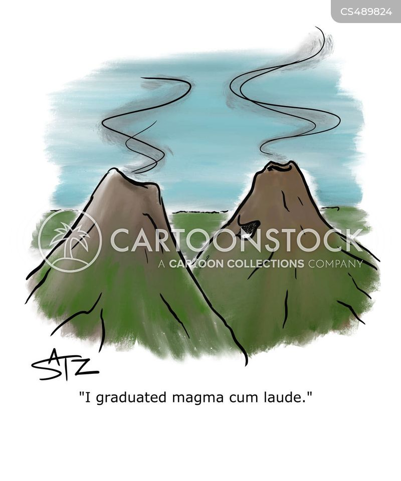 magma cartoon