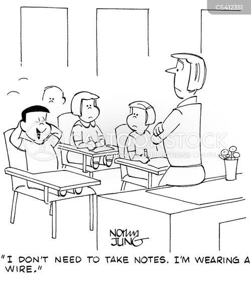 dictaphones cartoon