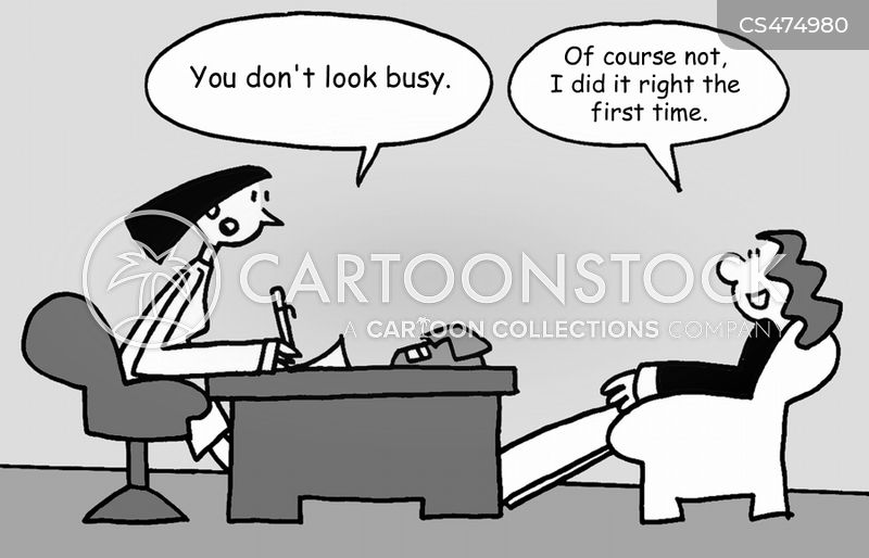 work targets cartoon