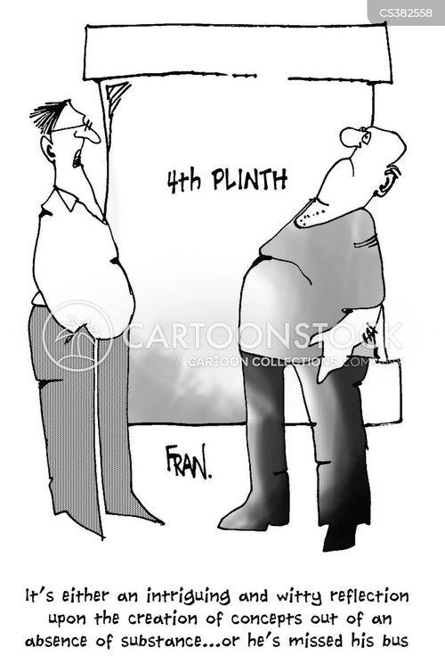 fourth plinth cartoon