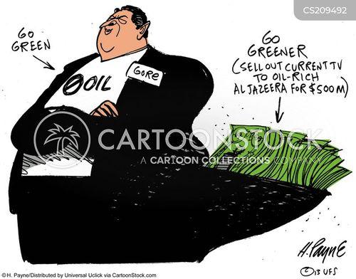 al jazeera cartoon