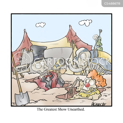 showmen cartoon
