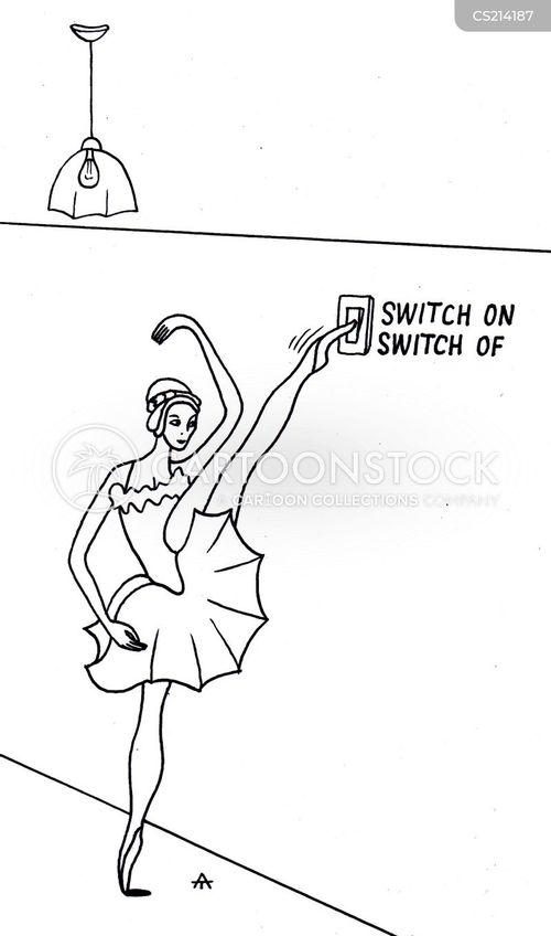 light-switch cartoon