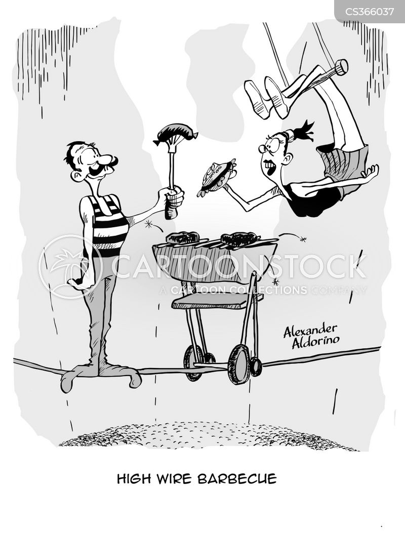 Grillparty Cartoon, Grillparty Cartoons, Grillparty Bild, Grillparty Bilder, Grillparty Karikatur, Grillparty Karikaturen, Grillparty Illustration, Grillparty Illustrationen, Grillparty Witzzeichnung, Grillparty Witzzeichnungen