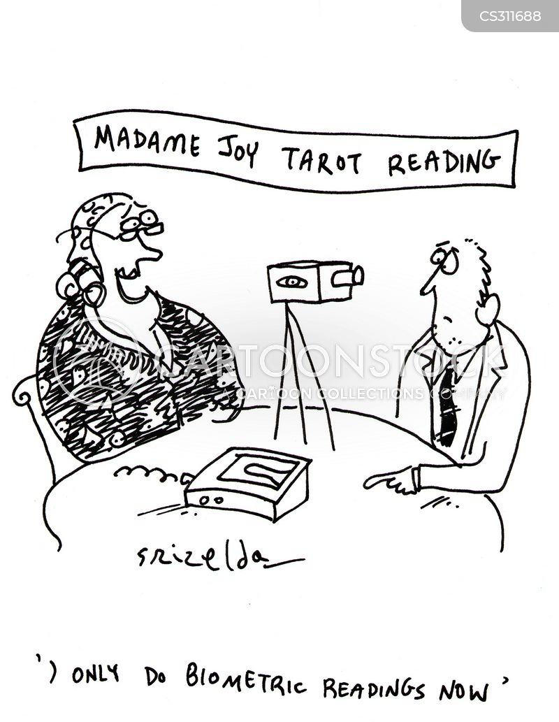 tarot cartoon