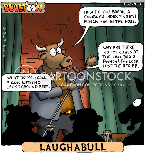 laughable cartoon