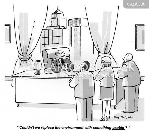 usability cartoon