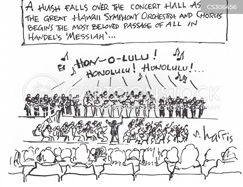 Musical Concerts Cartoons and Comics - funny pictures from ...