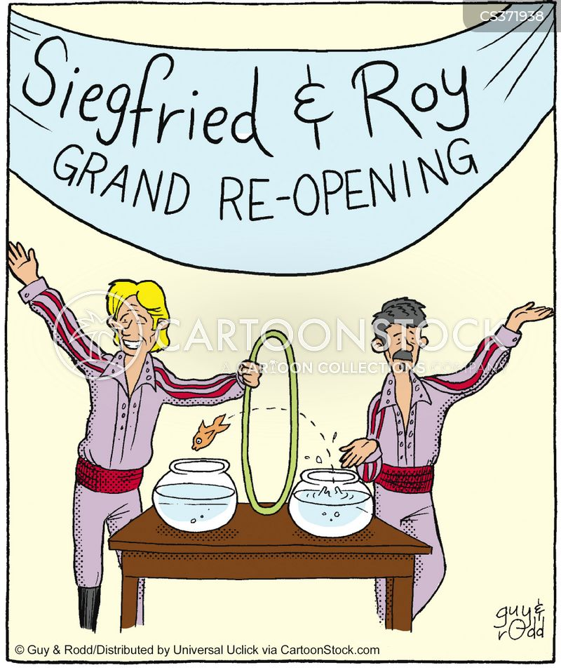 re opening cartoon
