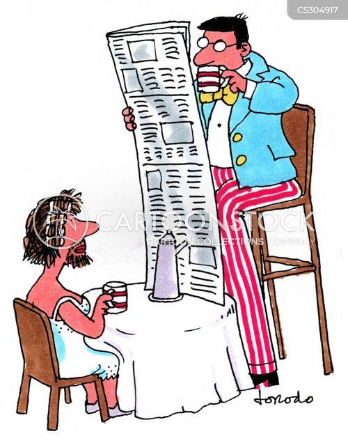 circus freak cartoon