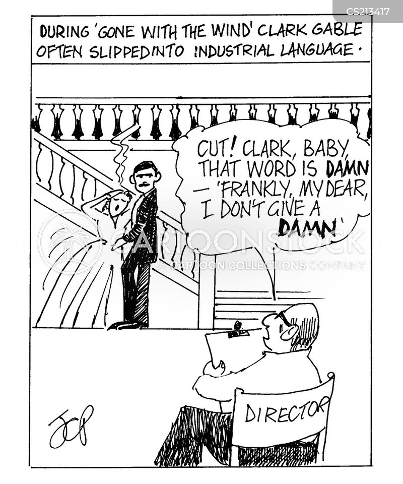 elocution cartoon