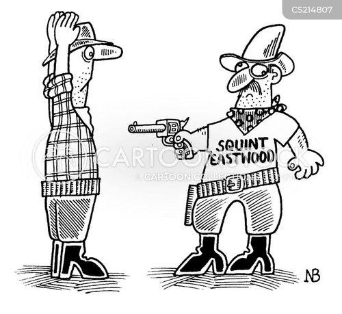 squint cartoon